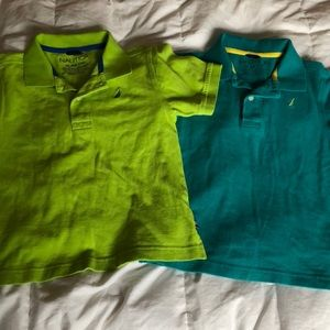 Other - Boys Nautica Polo Bundle 7 - GUC!